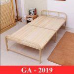Có nên mua giường gỗ gấp thanh lý giá rẻ?