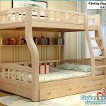 Các mẫu giường tầng người lớn giá rẻ ở Hà Nội
