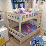 Các mẫu giường tầng cho bé đẹp giá rẻ ở Hà Nội
