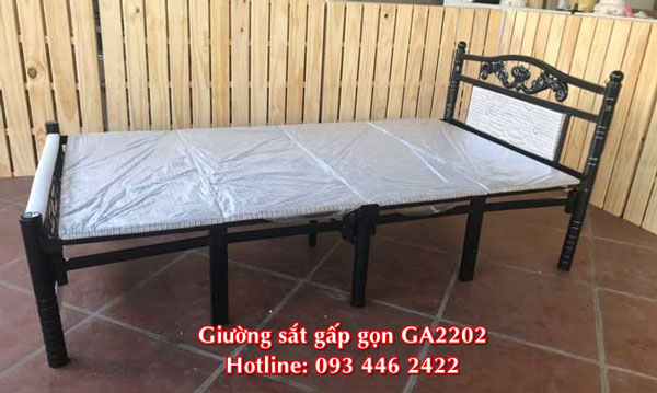 giuong gap bang sat 1m2